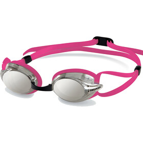 Head Venom Mirrored Goggles, pink-smoke